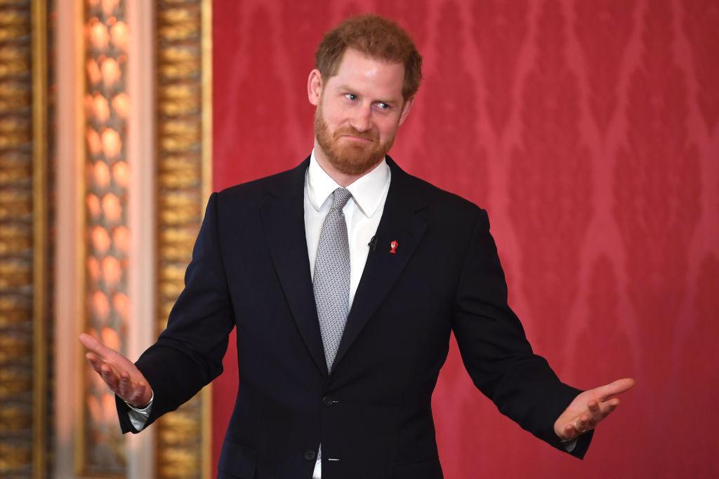 Novi nestašluk princa Harija
