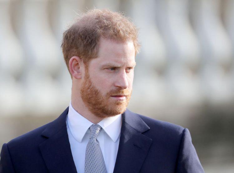 Princ Hari doživeo nervni slom