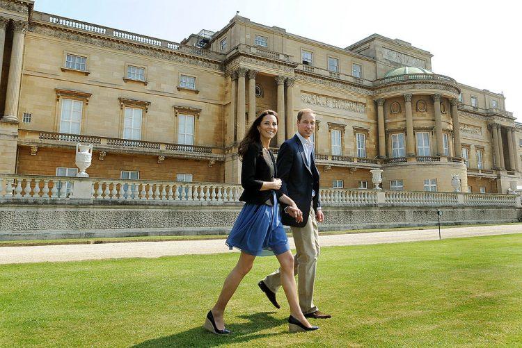 Dom britanske kraljevske porodice
