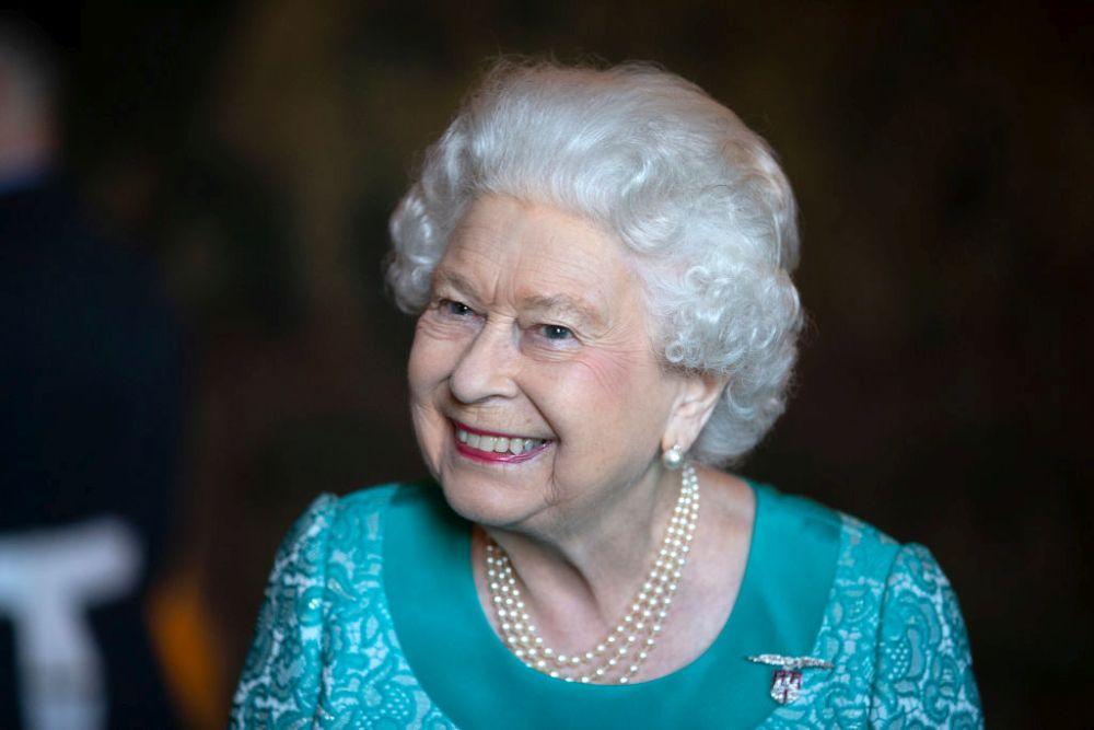 britanska kraljica elizabeta