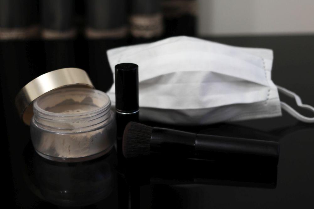 šminkanje u doba pandemije