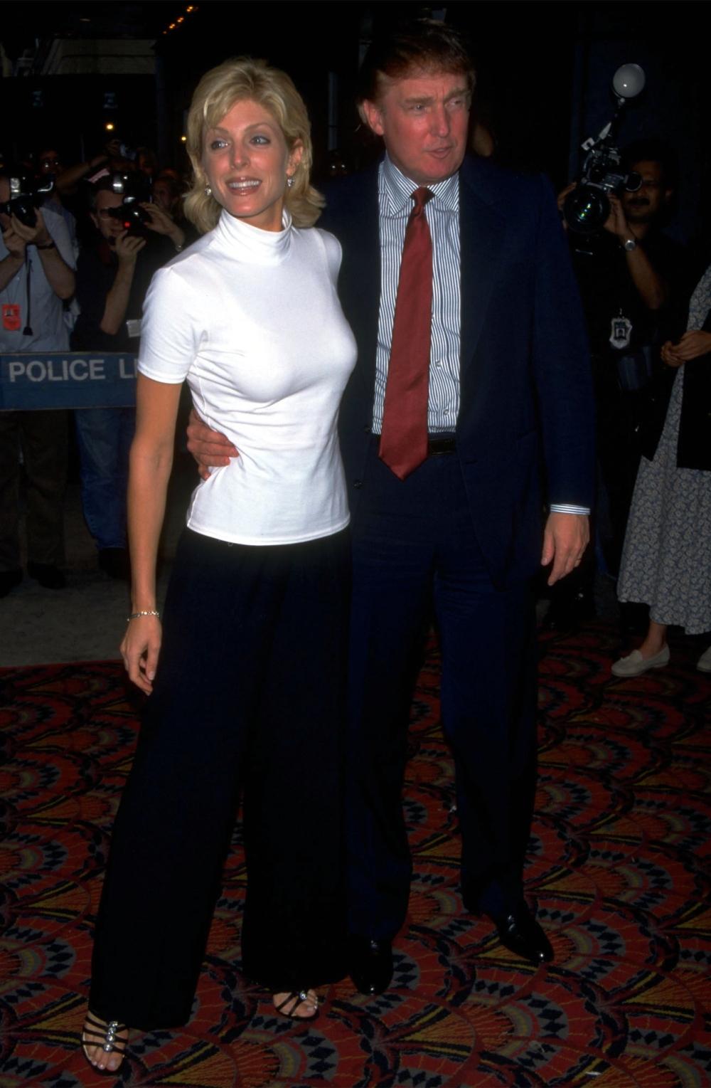 ljubavnice Donalda Trampa