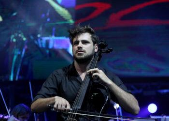Violončelista Stjepan Hauser