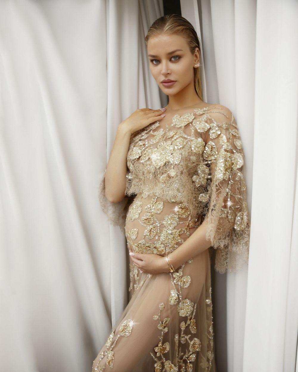 Sofija Milošević trudnoća