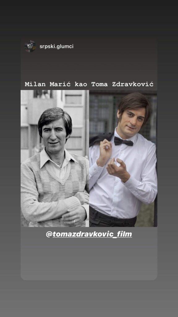 Glumac Milan Marić